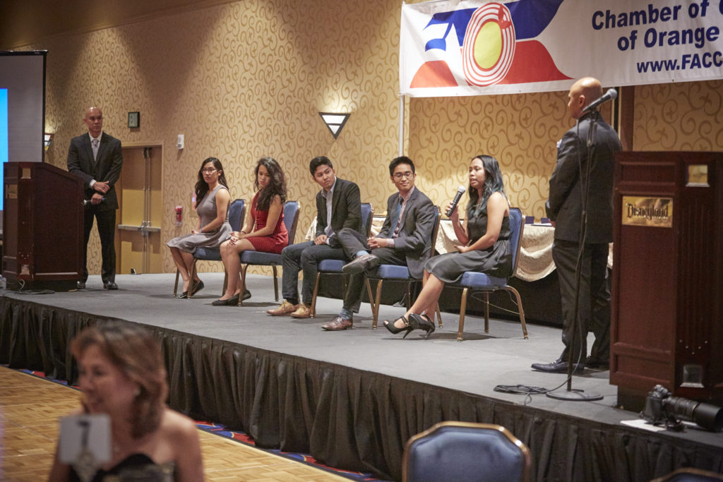 "Meet our Fil-Am Scholars and Award Winners from last Friday's GALA ""Generations"""