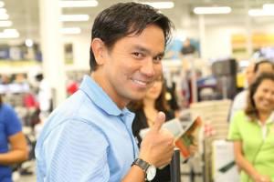 President Jun at FACCOC's Golf Mixer at PGA Superstore
